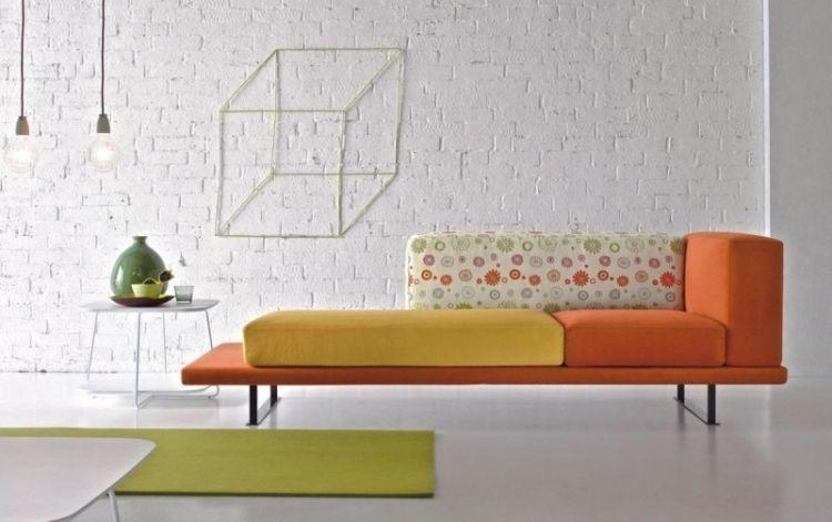Einladendes Wohnzimmer in Weiß einrichten \u2013 80 tolle Ideen Pinterest
