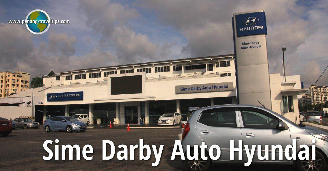 Sime Darby Auto Hyundai Hyundai Cars Hyundai Auto