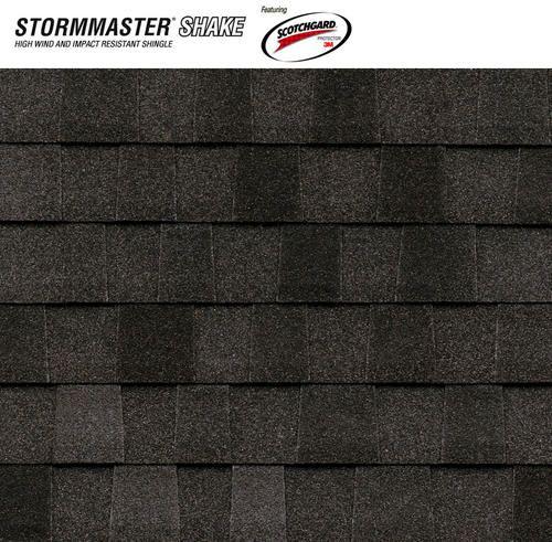 Best Stormmaster Shake Impact Resistant Shingles At Menards 400 x 300