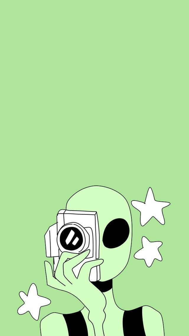Pin By Trashcan Boi On Aliens Pinterest Wallpaper Tumblr