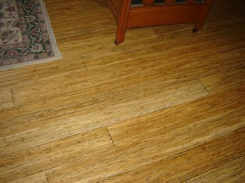 A Comparative Look At The Positive Benefits And The Negative Drawbacks Of  Natural Bamboo Flooring.