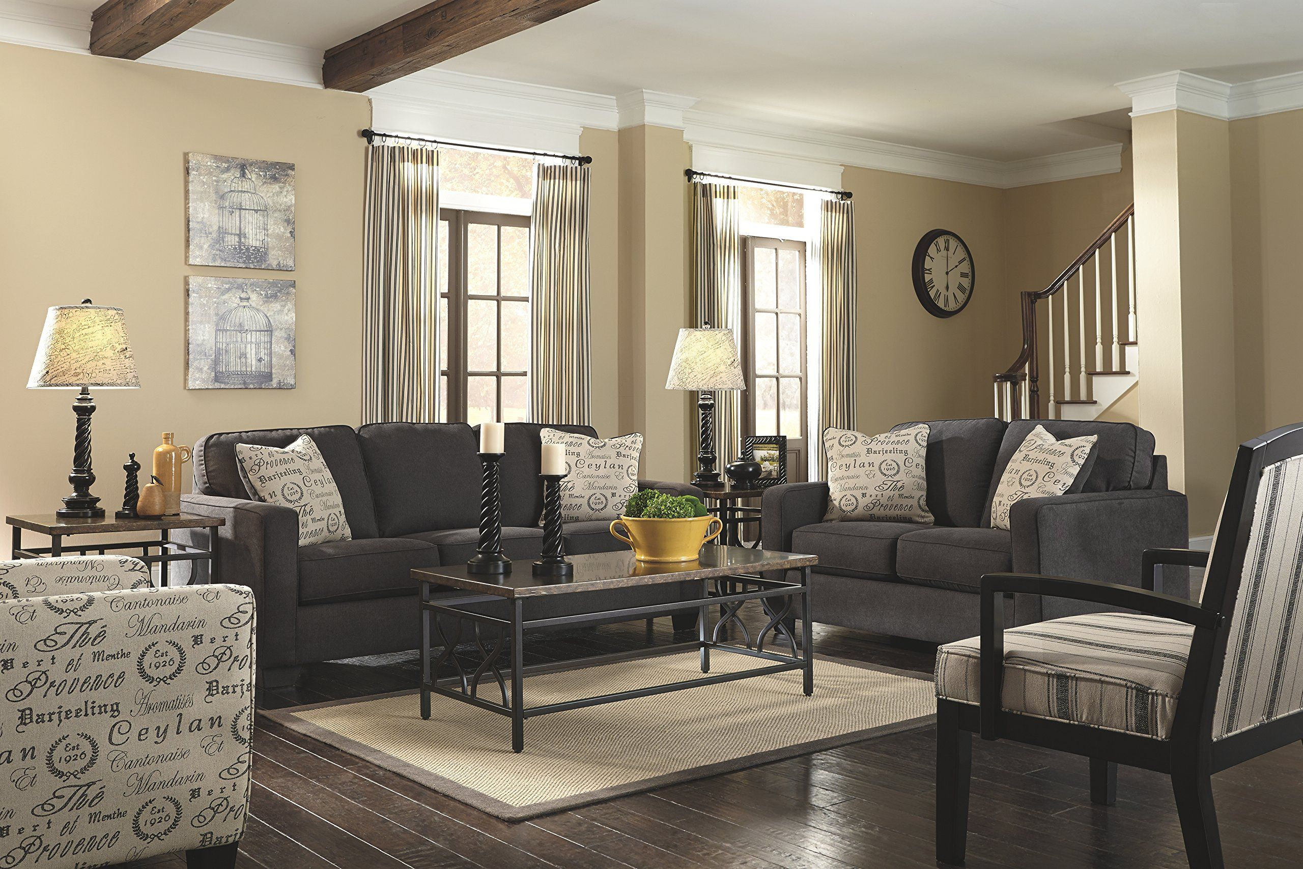 Ashley Furniture Signature Design Alenya Sleeper Sofa With 2
