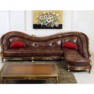 French Provincial Sofa Set