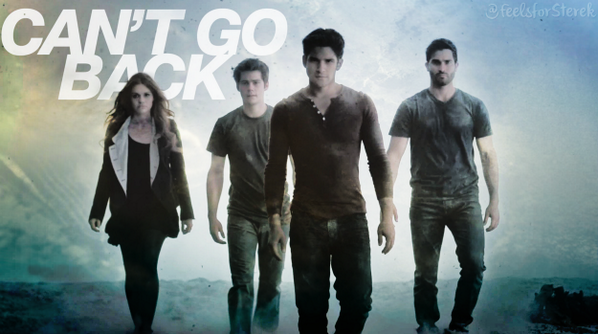 ARE YOU READY #TeenWolf #CantGoBack #TeenWolfSeason4