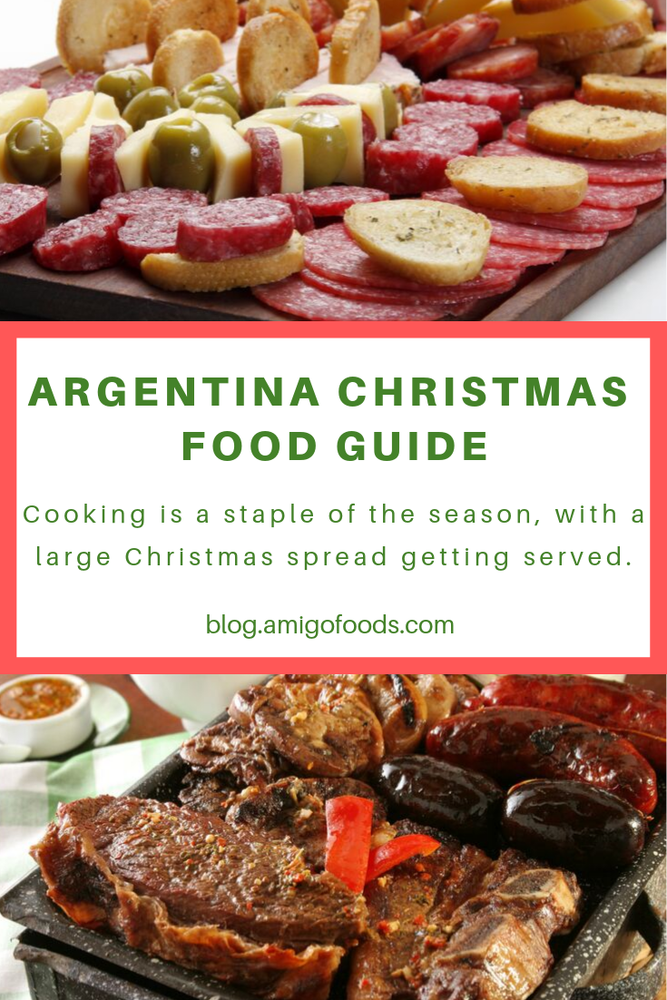 Argentina Christmas Food Guide The Best Latin Spanish Food Articles Recipes Amigofoods In 2020 Food Christmas Food Food Guide