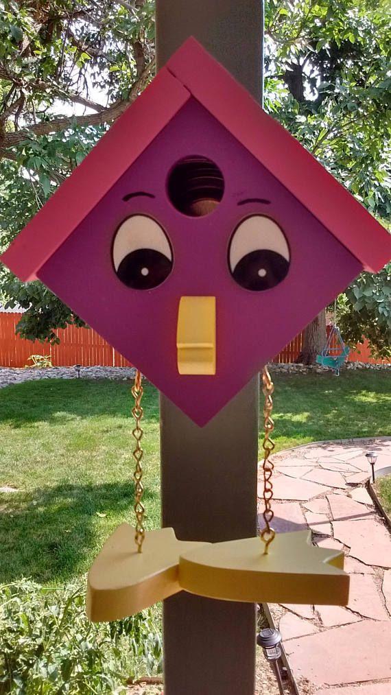 Rustic birdhouses Pin by Bridget Hamtil Miller on