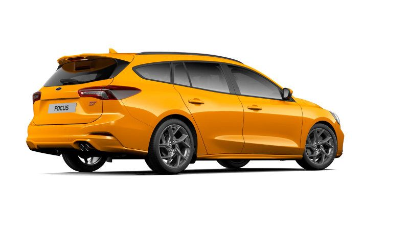This Awesome Ford Focus St Wagon Is Available In Europe New Ford