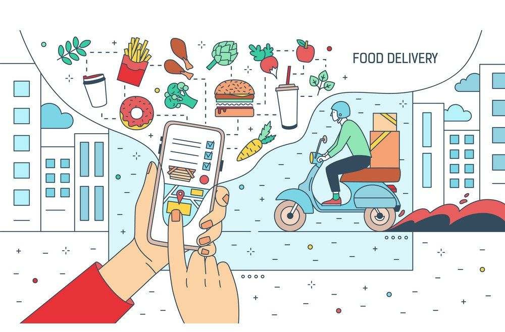 Things to Take Care of While Building Food Delivery App in