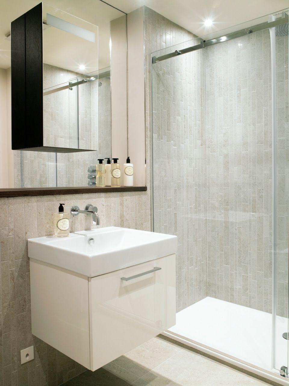Mayfair Bachelor Pad Guest Bedroom Ensuite Shower Room  Bath room
