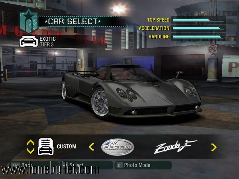 Pin by Ronik Chuhaha on Best Game Trainers | Need for speed carbon