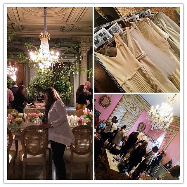Buenos días! Te espero en el blog donde te cuento nuestra experiencia en @ateliercoutureofficial  http://www.carmensotothebride.com/2o-edicion-atelier-couture-novias-2016/ #diseñadores #13abril #ateliercouture #noviasquenosfascinan #palaciofernannuñez