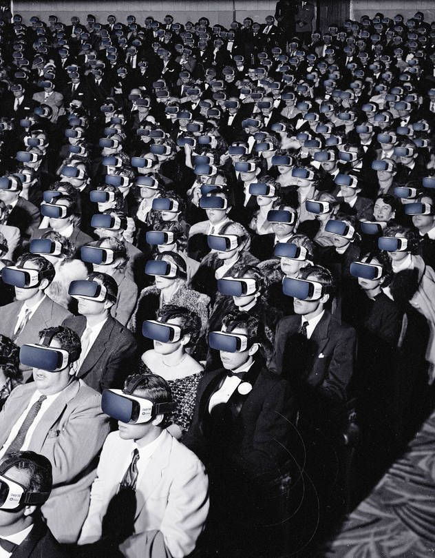 Virtual-Reality Movies: Get Ready for the VR Revolution | Technology ...