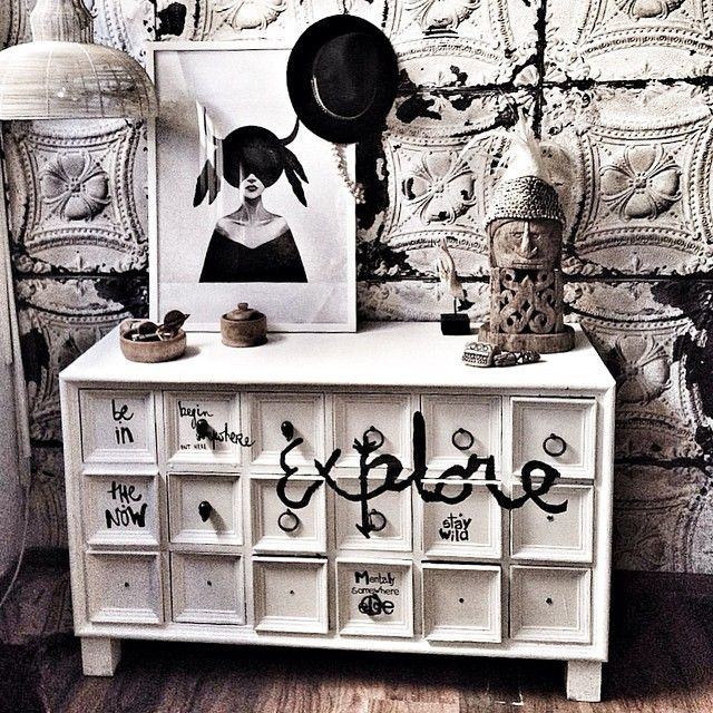 """""""Hat on the frame #myplace #athome"""""""