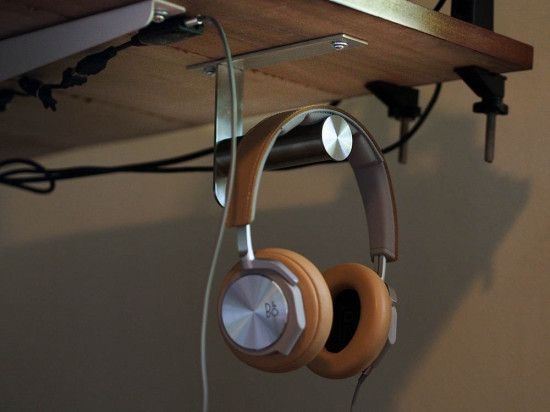 IKEA HACKERSGrundtal headphone hanger | June 26th, 2014 | www.ikeahackers.n... visit www.soundpie.cn for more information
