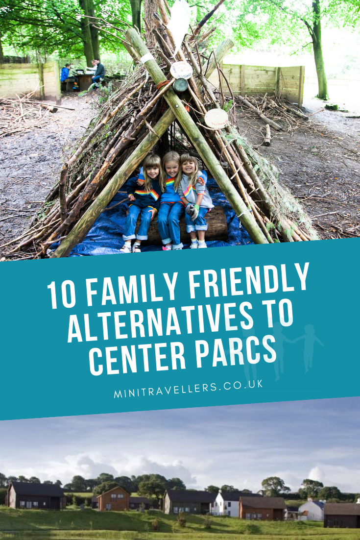 Center Parcs Alternative