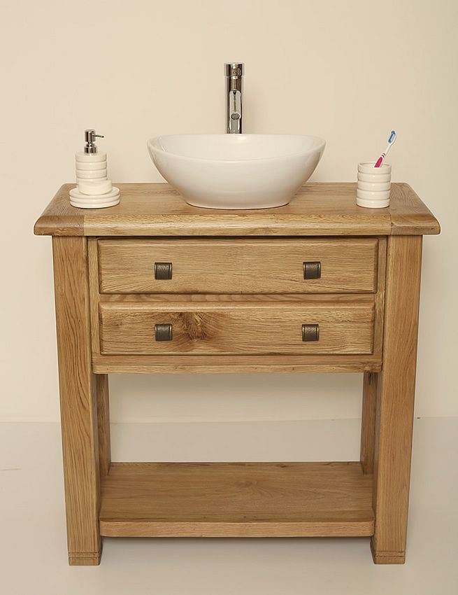 rustic oak bathroom furniture. Rustic Vanity Cabinet  Ohio Rustic Oak Bathroom Vanity Cabinet