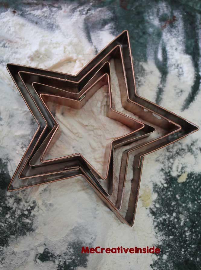 Albero di stelle formine