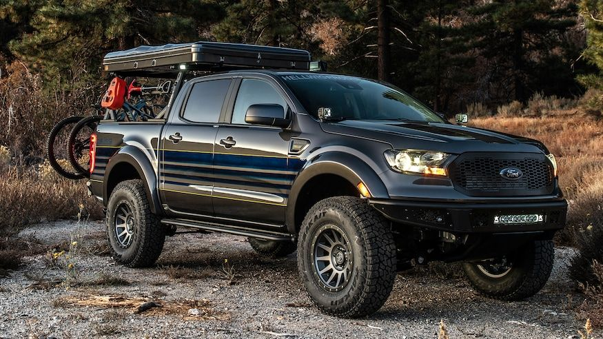This Ford Ranger Overland Camper Conversion Is Actually Affordable