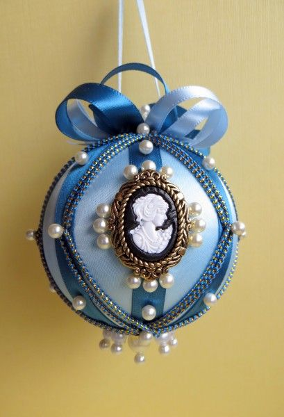 10++ Diy victorian christmas ornaments ideas