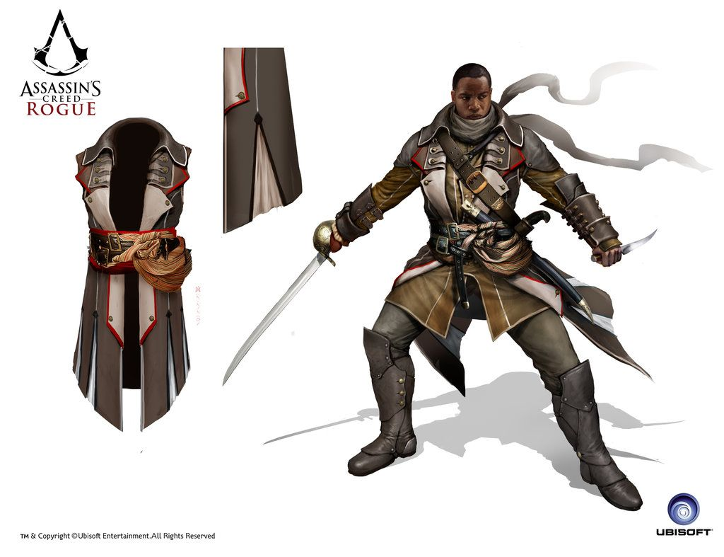 Acc Rogue Le Chasseur Assassins Creed Rogue Assassins Creed Assassins Creed Artwork