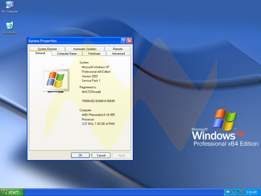 Windows Xp X64 64 Bits System Restore Outlook Express