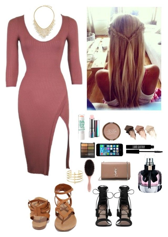 """""""Dangerous Woman"""" by jnnipper-hipsterfashionlover ❤ liked on Polyvore featuring Breckelle's, Wet n Wild, FingerPrint Jewellry, MAC Cosmetics, Urban Decay, Lord & Berry, Yves Saint Laurent, Zimmermann, BauXo and BERRICLE"""