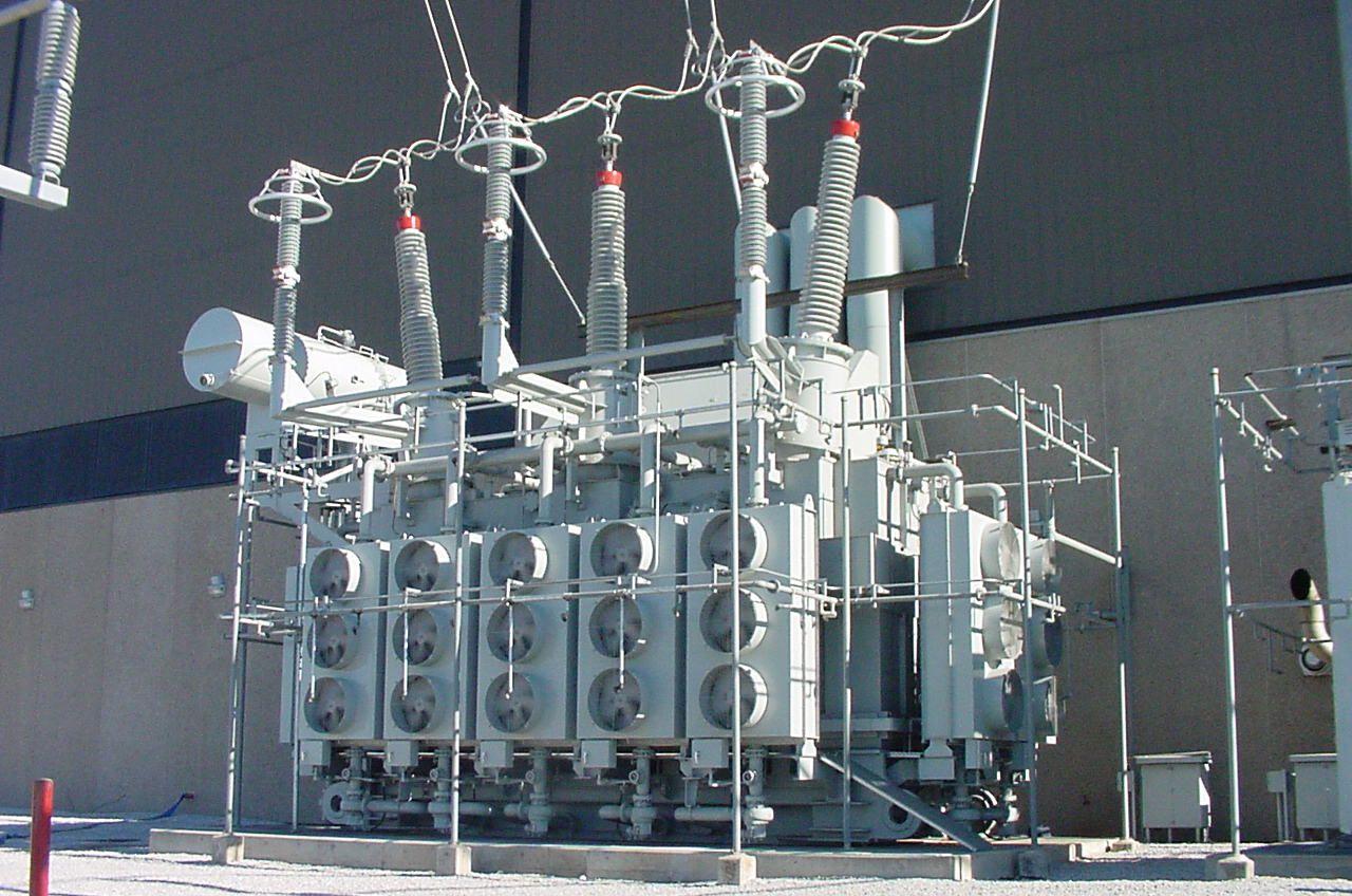 Power Plant Transformer Google Search Industrial