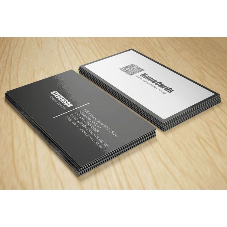Business Name Cards   Colour Pms Offset Printing Name Card