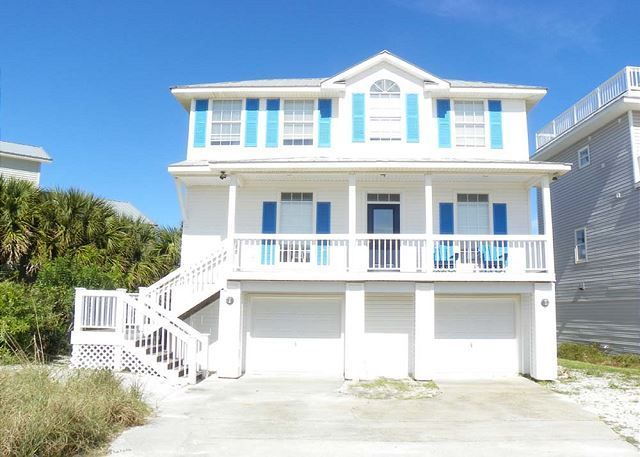 Water Abounds Home On Lafitte Cove Boat Friendly W Slip Private Pool Lafitte Cove Beach Cottage Exterior Vacation Rental Private Pool