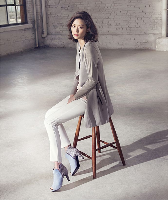 Jeon Ji Hyun reveals her simple secret to beauty