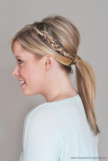 Anatomy Of A Cute Hairstyle 15 Simple Blogger Approved Looks To Try