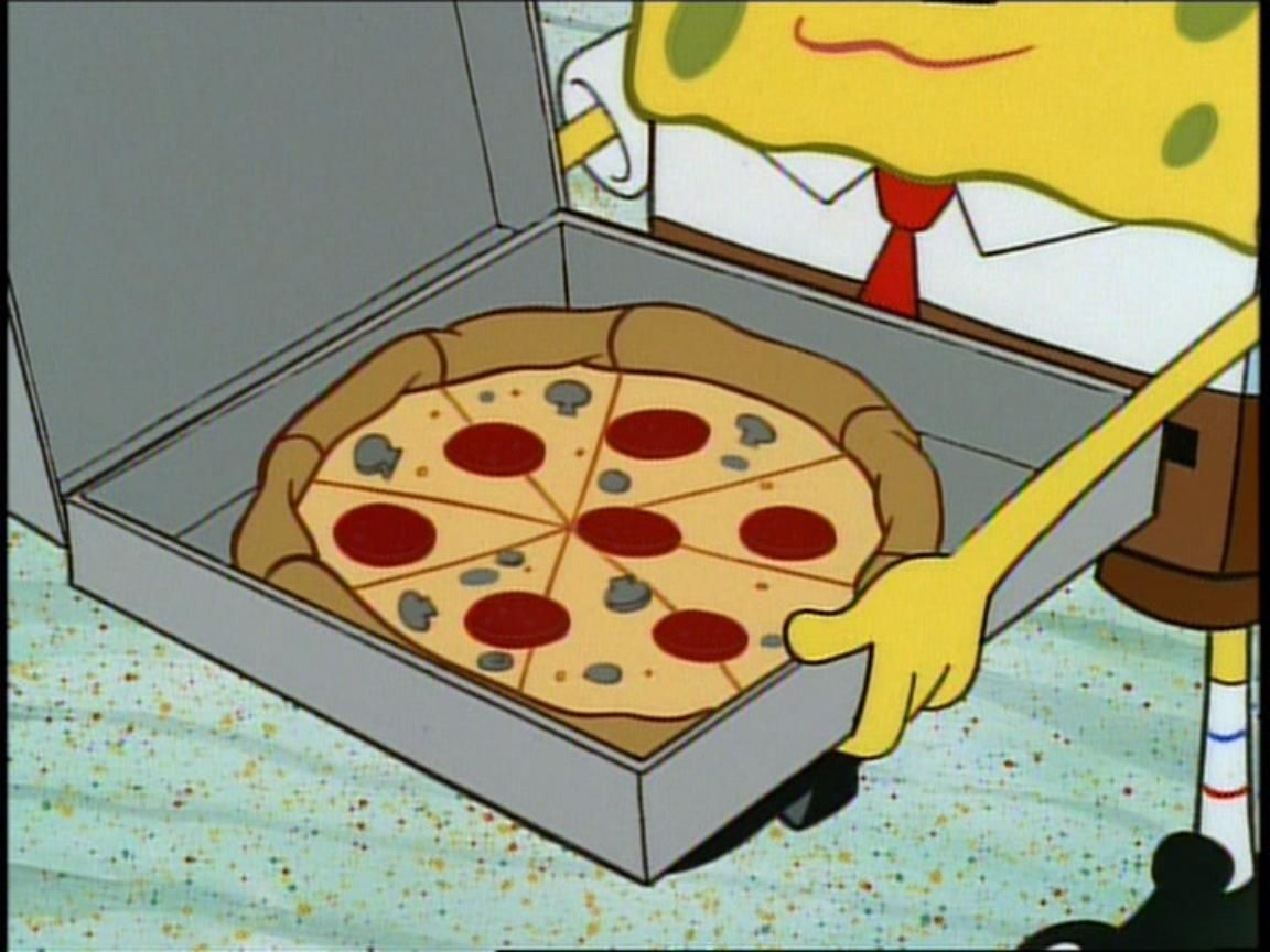 pizza delivery gallery pinterest pizza delivery and spongebob