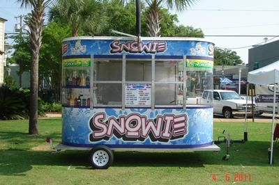 Deals on shaved ice trailers