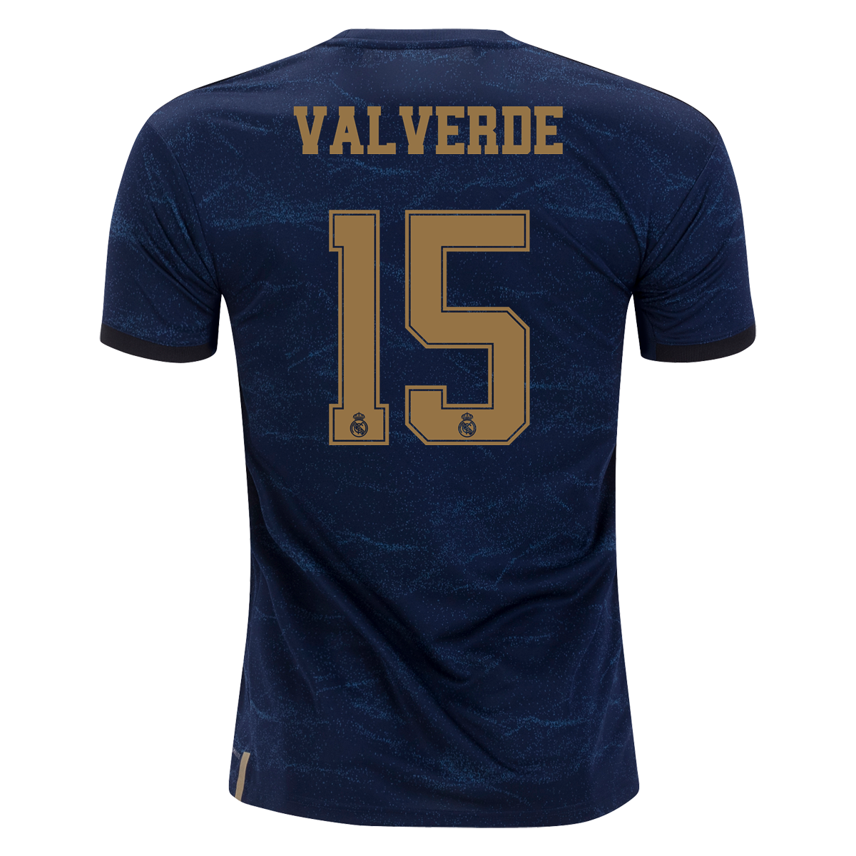 adidas Federico Valverde Real Madrid Away Jersey 19/20-3xl ...