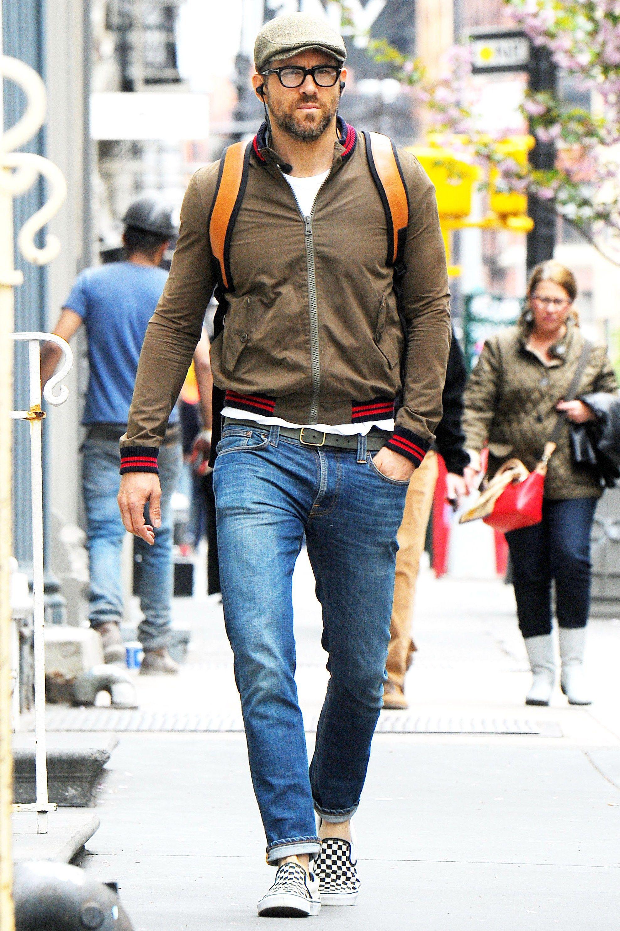 The 10 Best Dressed Men Of The Week Ryan Reynolds Style