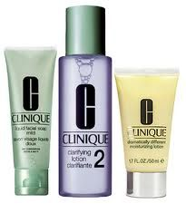 Love my Clinque facial Products!! They truly are the best! :)