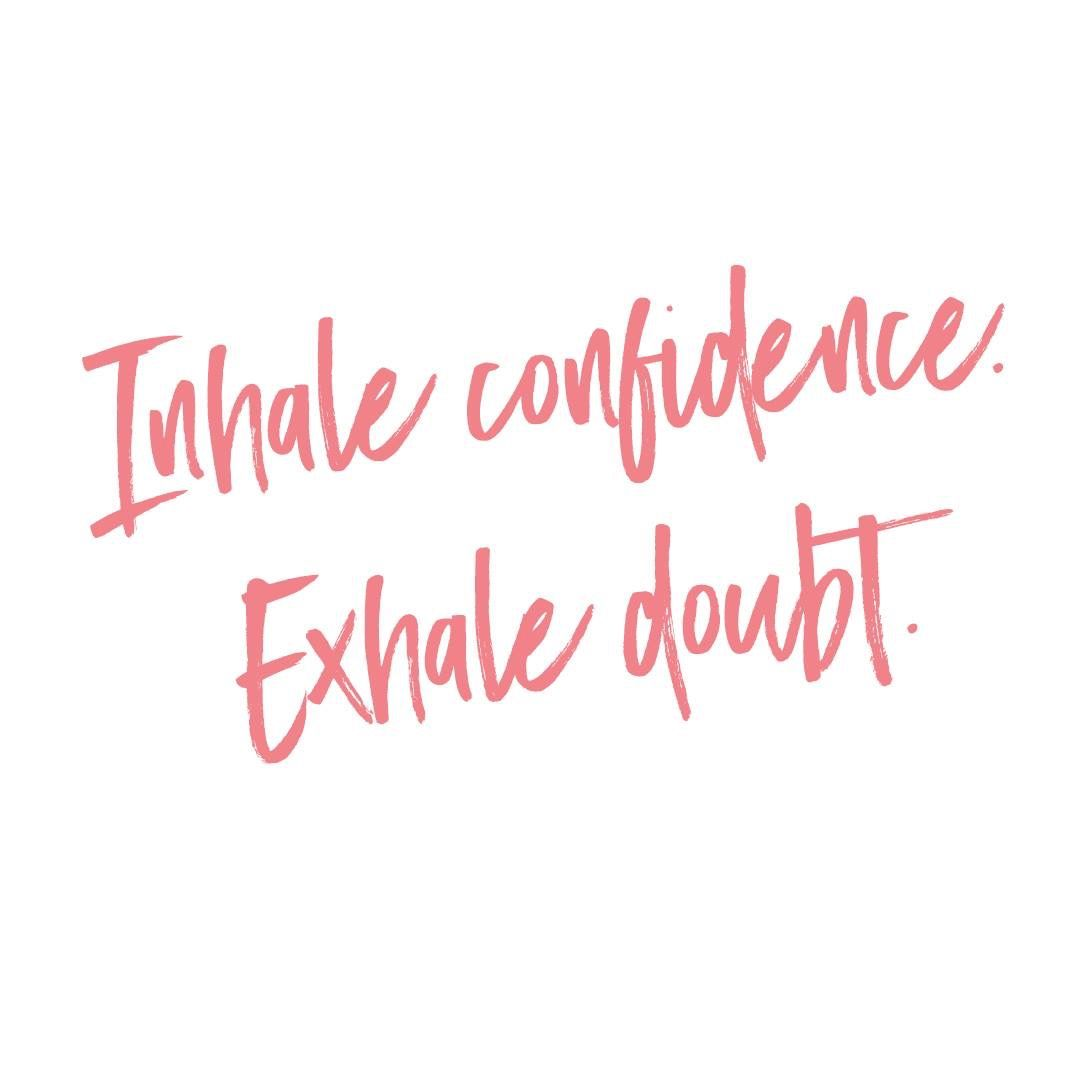 Image result for learning to be confident quotes""