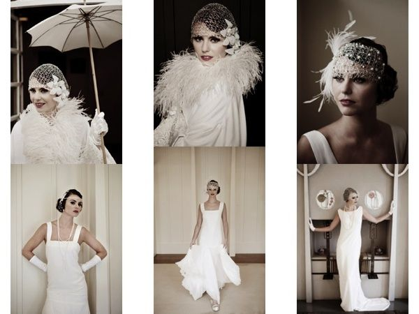 Style Ideas 1920 S Inspired Holiday Party 1920s Wedding Vintage Inspired Wedding Dresses 1920s Wedding Dress