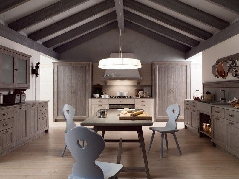 Mediterrane Kucheneinrichtung 27 Landhausmobel Mit Urlaubsflair