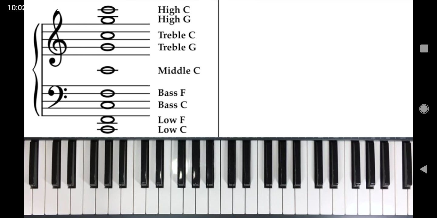 The Landmark System Reading Notes Sight Reading Music Reading Music How to learn to read sheet music fast