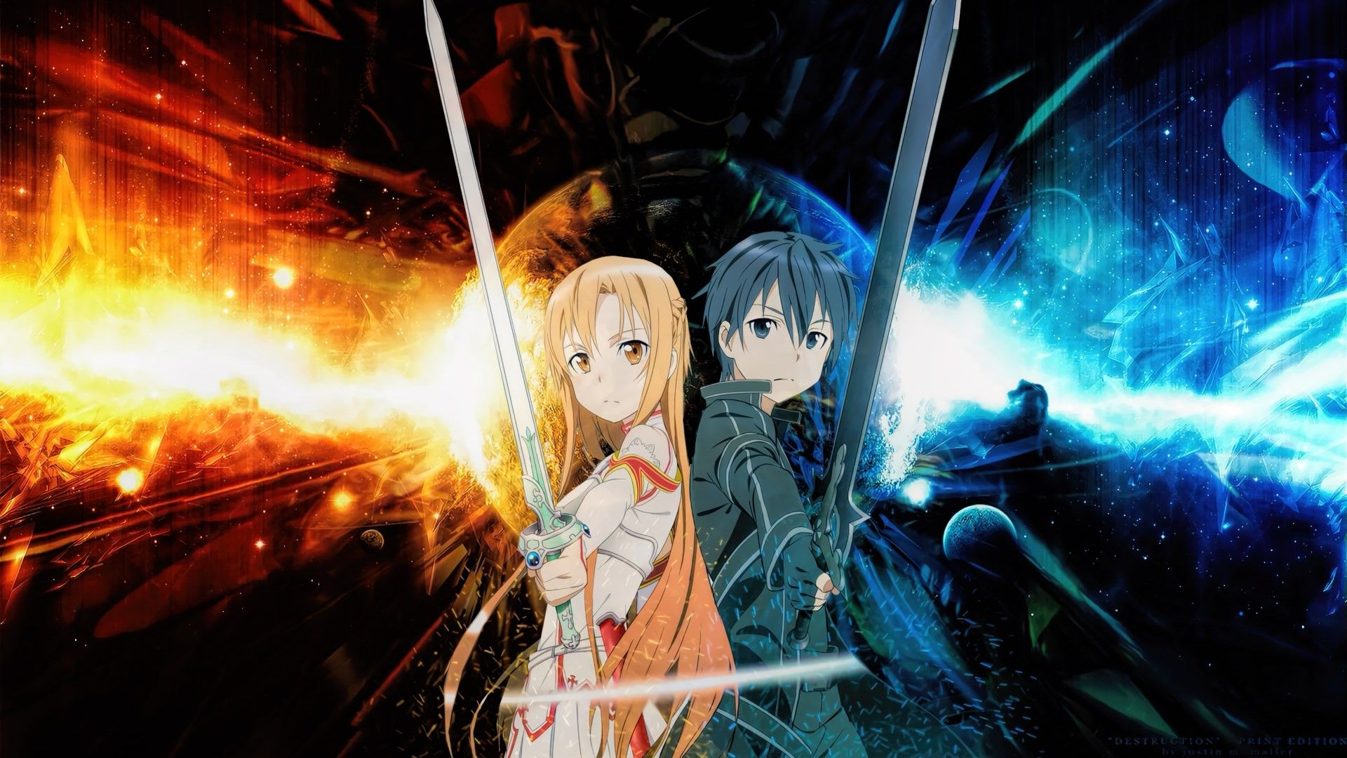 Sword Art Online Hd Wallpapers Sao Tab Theme Sword Art Online