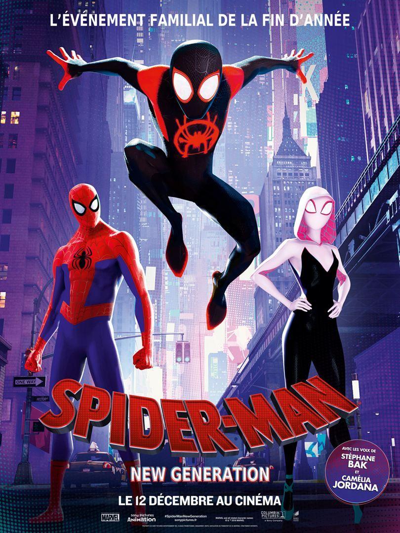 Spider Man New Generation Film En Streaming Spider Man New