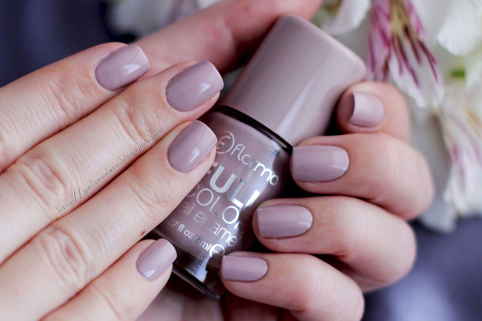 Beautiful Delicious: Лак для ногтей Flormar Full Color FC05 Teddy ...