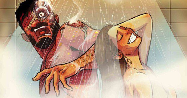 Ein Künstler hält seinen verrückten Alltag mit seiner Frau in diesen Comics fest. LOL!