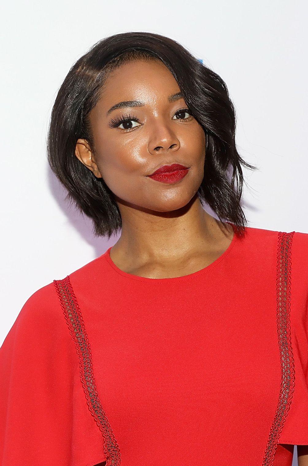 Image Result For Gabrielle Union Wavy Bob Bob Pinterest Hair