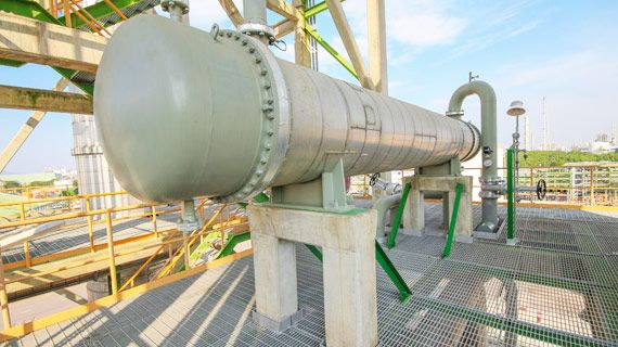 Heat Exchangers Market By Type By End-Use Industry (Shell