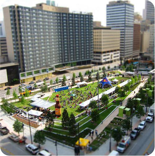 Main street garden, Dallas TX - 01 | Public Parks | Pinterest | Main ...