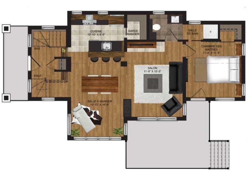 votre maison pour le prix d un loyer livraison rapide soumission gratuite cabins. Black Bedroom Furniture Sets. Home Design Ideas