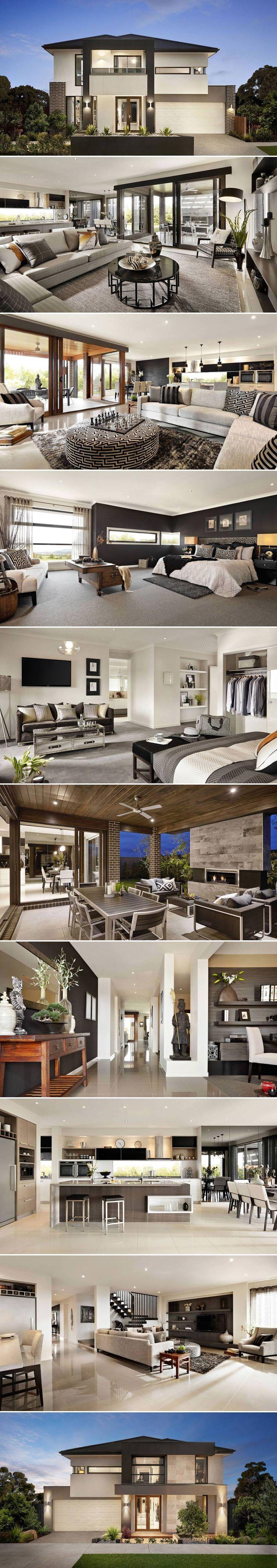 Außergewöhnliches Modernes Zuhause. Ich Liebe Fast Alles Daran. Außergewöhnliches modernes Zuhause. Ich liebe fast alles daran. Home Trends home color trends for 2017