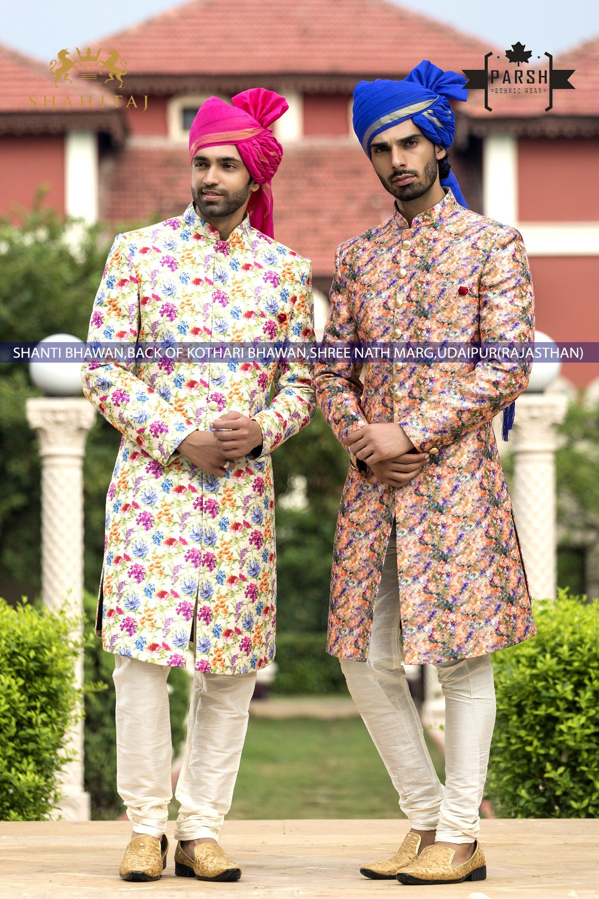 Best wedding couture for groom by parsh ethnic wear contact us now